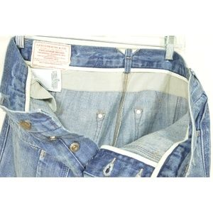 Levi's Jeans - Levi jeans 31 x 23 Two Horse Brand NWOT crop butto
